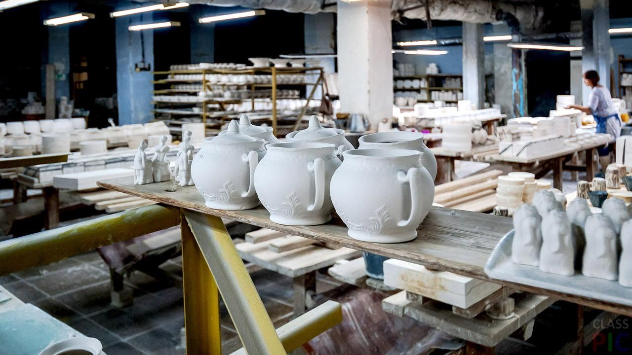 Фарфоровый завод (34 фото)