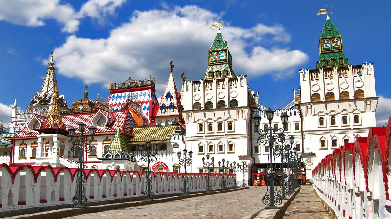 Измайловский кремль (38 фото)
