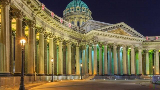 Казанский собор в Санкт-Петербурге (29 фото)