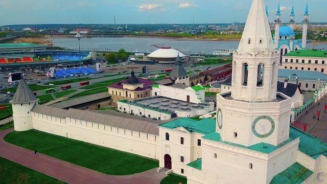 Казанский кремль (49 фото)